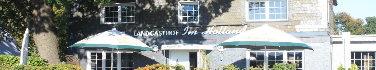 Der Gasthof: Eingang